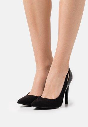 ONLCHLOE LIFE CUT OUT - Classic heels - black