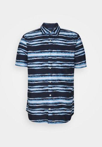 POPLIN  - Shirt - navy