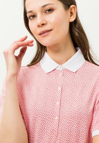 BRAX - STYLE CLEO - Polo - coral - 3