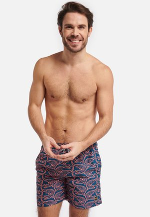 ALLIGATOR - Surfshorts - neon orange