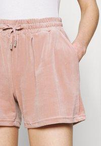 ONLY - ONLLAYA - Shorts - adobe rose - 3