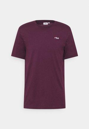 EDGAR TEE - T-shirt basic - winter bloom