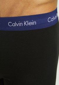 Calvin Klein Underwear - 3 PACK - Culotte - black - 6