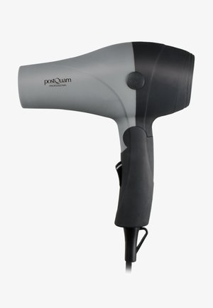 ELECTRICAL ITEMS PLUS INFINITY TRAVEL HAIRDRYER - Hair styling accessory - black