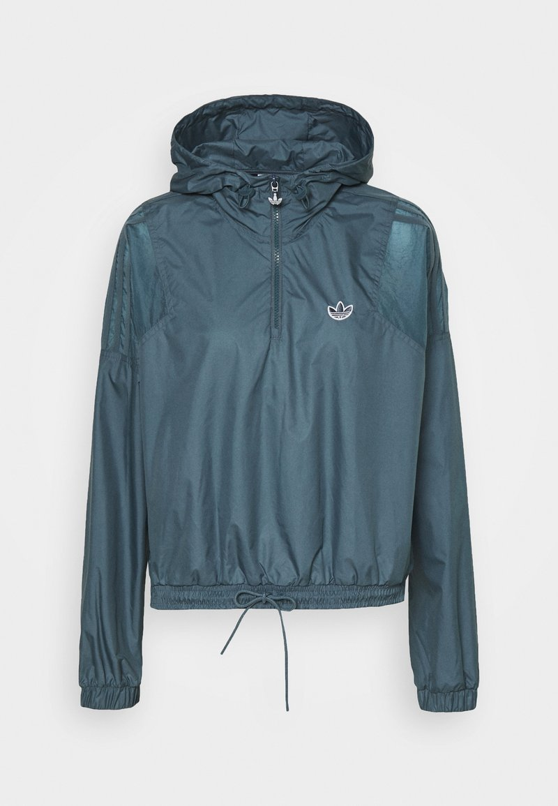 adidas Originals - Windbreakers - legacy blue