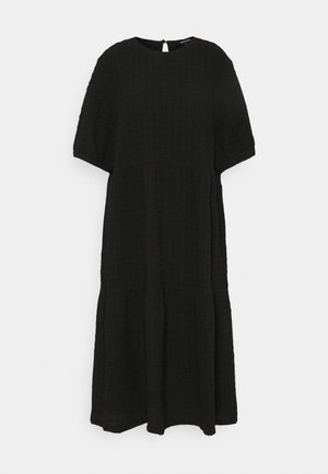 TORKIE DRESS - Day dress - black dark unique