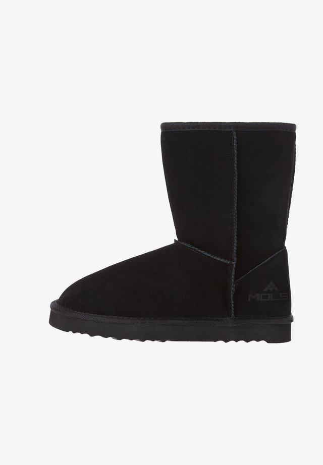 Korte laarzen - 1001 black