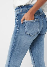 ONLY - ONLBLUSH LIFE - Jeans Skinny Fit - light blue denim - 4