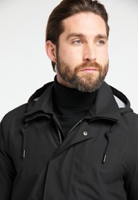 DreiMaster - Waterproof jacket - black - 3