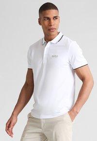 BOSS - PADDY PRO  - Poloshirt - training white - 0