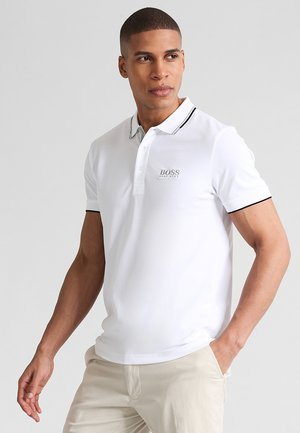 PADDY PRO  - Polo shirt - training white