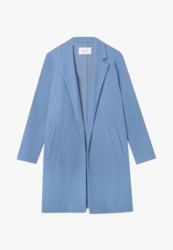 STRICKMANTEL 05899429 - Cappotto classico - dark blue