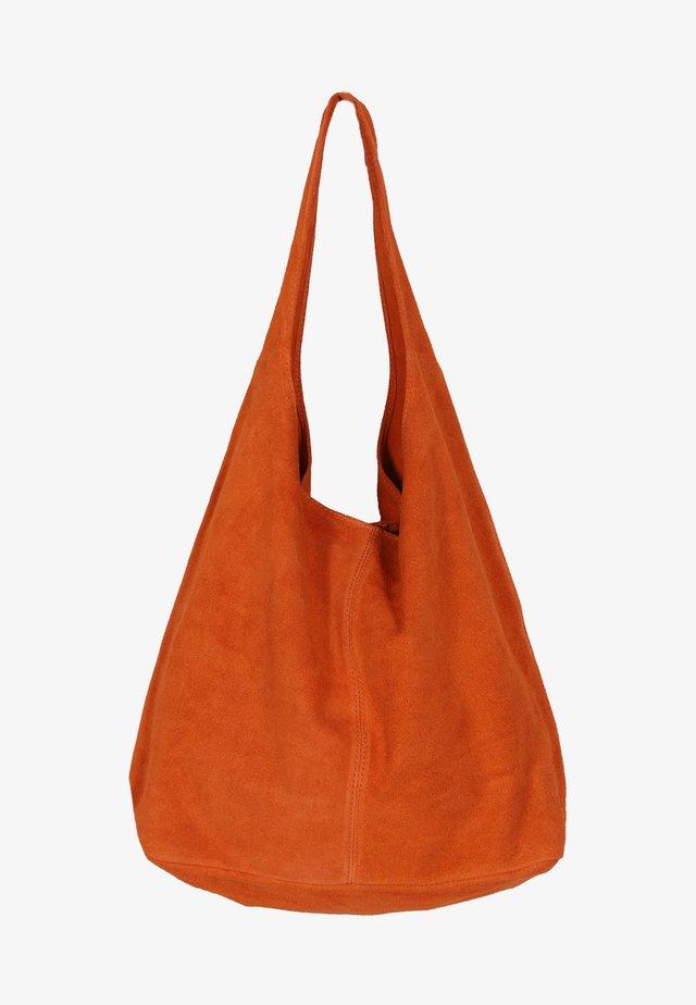 LENA - Tote bag - orange