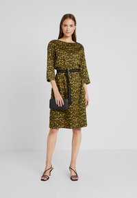 Freequent - Day dress - olive night - 2