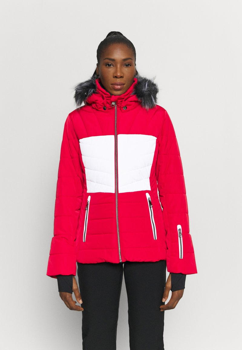 Luhta - GARPOM - Ski jacket - red