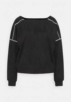 PRISONEERS OF LOVE - Sweatshirt - anthracite