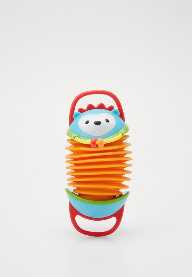 EXPLORE & MORE HEDGEHOG ACCORDION - Toy - multi-coloured