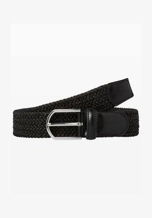 STYLE  - Belt - black metallic