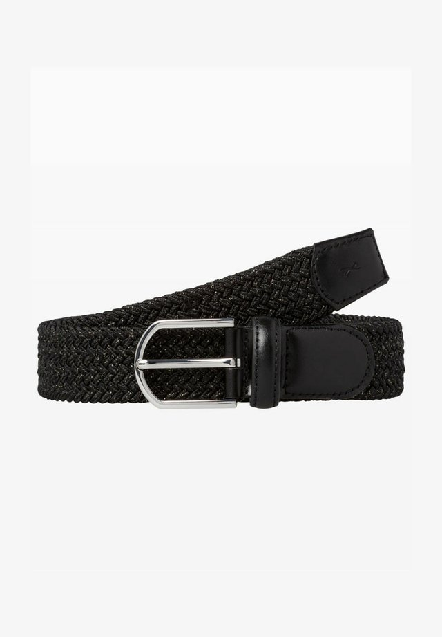 STYLE  - Gürtel - black metallic