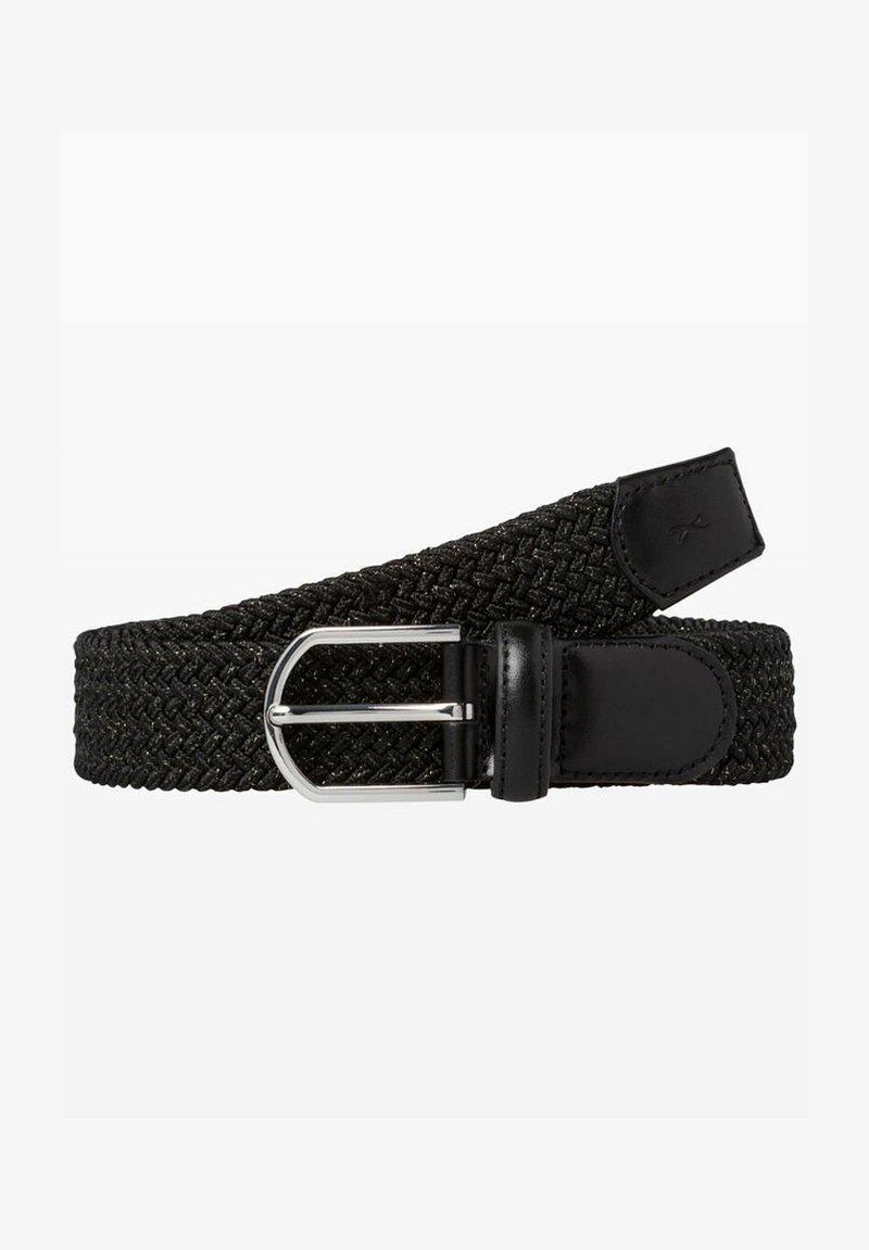 BRAX - STYLE  - Belt - black metallic