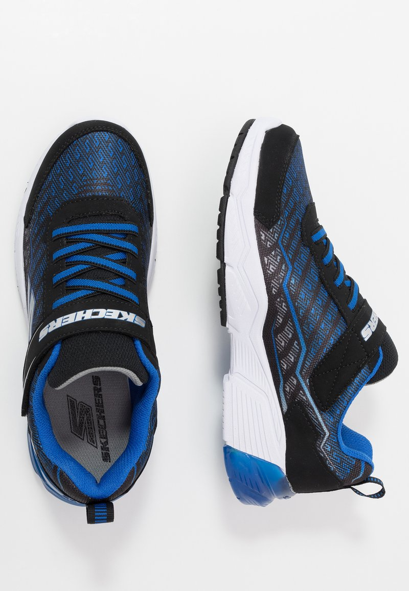 Skechers - THERMOFLUX 2.0 - Trainers - black/royal/silver
