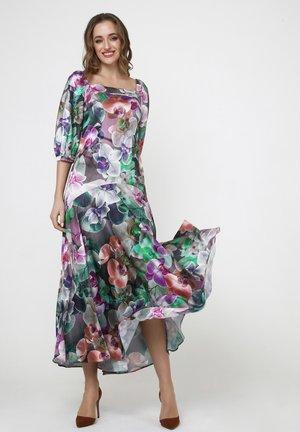 MARLIN - Day dress - grau, lila
