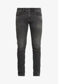 Diesel - THOMMER-X - Jean slim - grey denim - 4