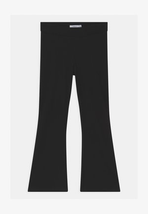 NKFFREJALO BOOTCUT  - Trousers - black