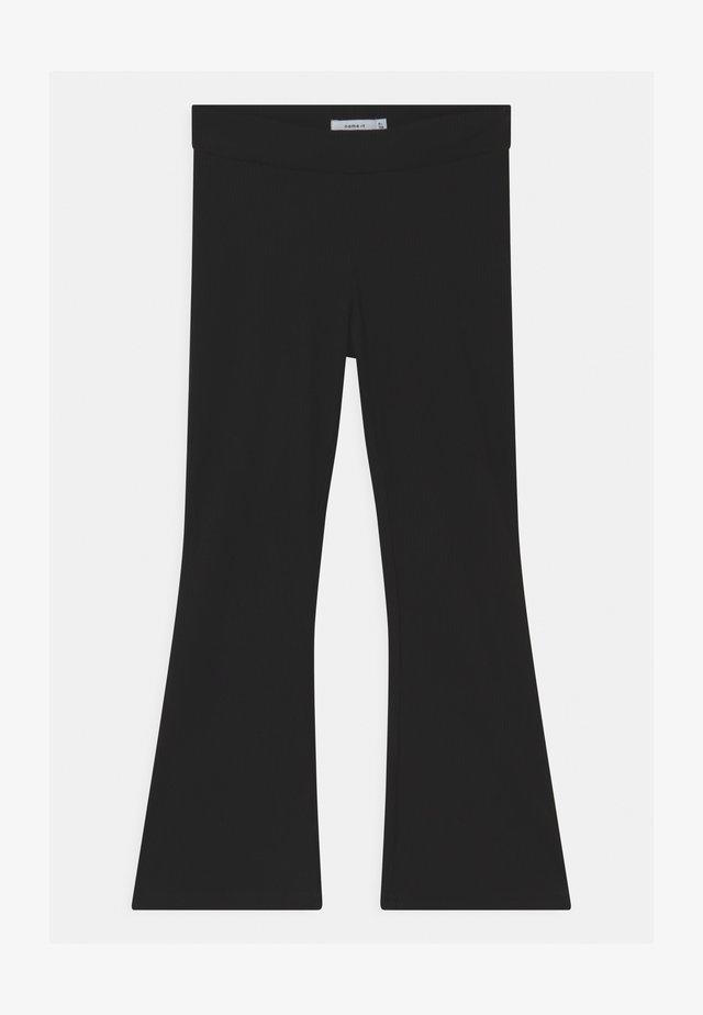 NKFFREJALO BOOTCUT  - Bukser - black