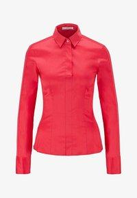 BOSS - BASHINA - Button-down blouse - pink - 5