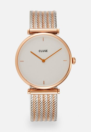 TRIOMPHE - Watch - rose gold-coloured/silver-coloured/white