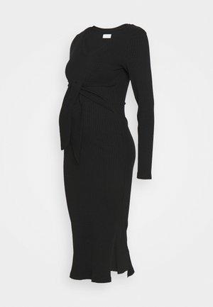 MLJAINI MIDI DRESS - Jumper dress - black