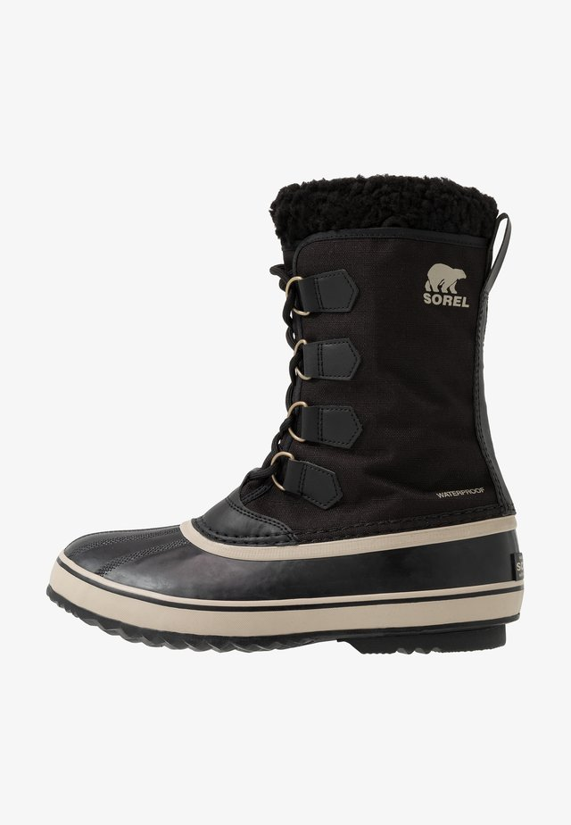 Snowboot/Winterstiefel - black/ancient fossil