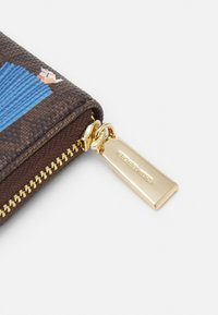 MICHAEL Michael Kors - JET SET CARD CASE - Wallet - brown/multi - 3