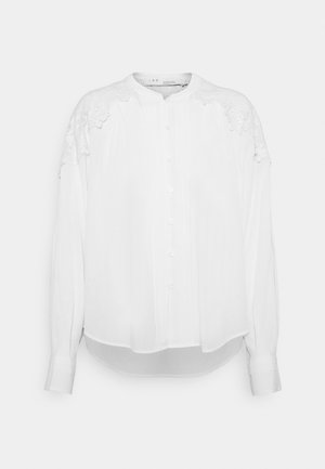 CALISTO BLOUSE - Button-down blouse - white
