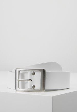 Cinturón - white