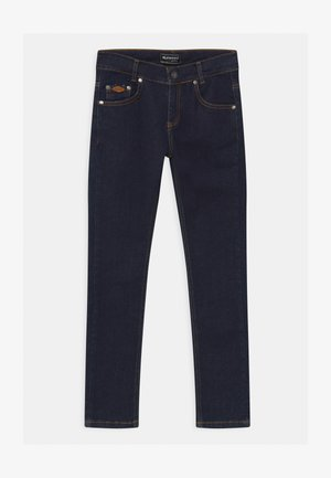 BOYS SPECIAL ULTRASTRETCH  - Straight leg jeans - dark-blue denim