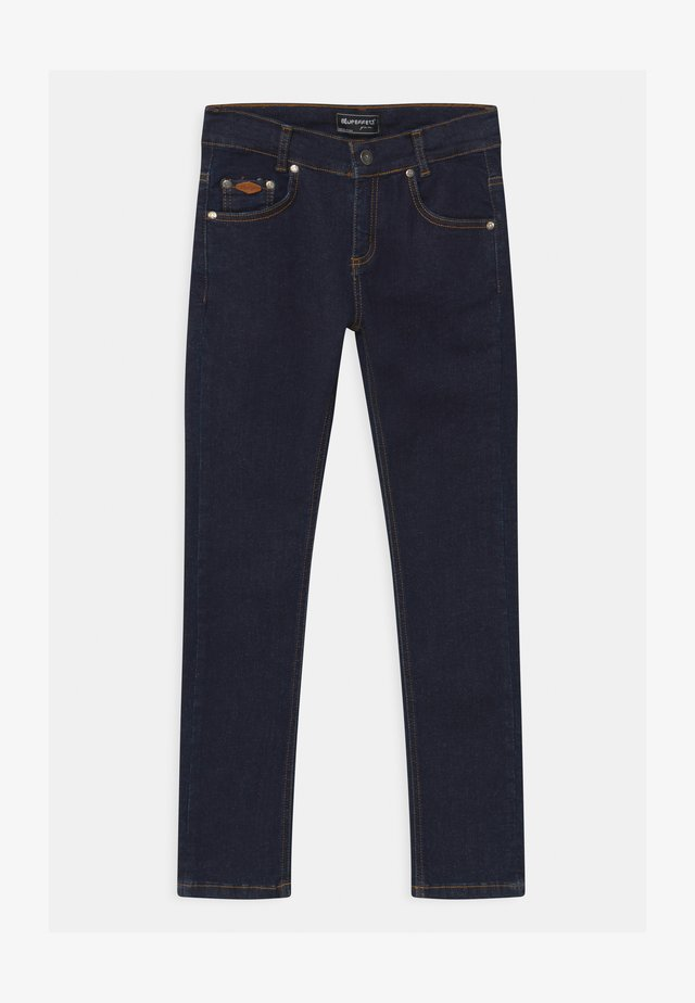 BOYS SPECIAL ULTRASTRETCH  - Jeans Skinny Fit - dark-blue denim