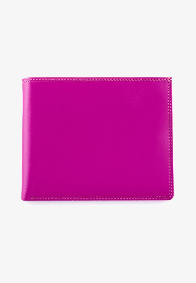 Wallet - sangria multi
