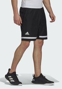 adidas Performance - Träningsshorts - black - 2