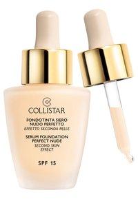 Collistar - SERUM FOUNDATION PERFECT NUDE - Foundation - n.0 - 0