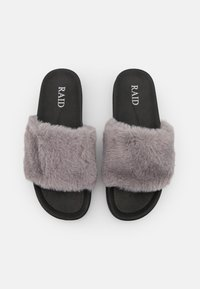 RAID - BOSSY - Domácí obuv - grey - 5
