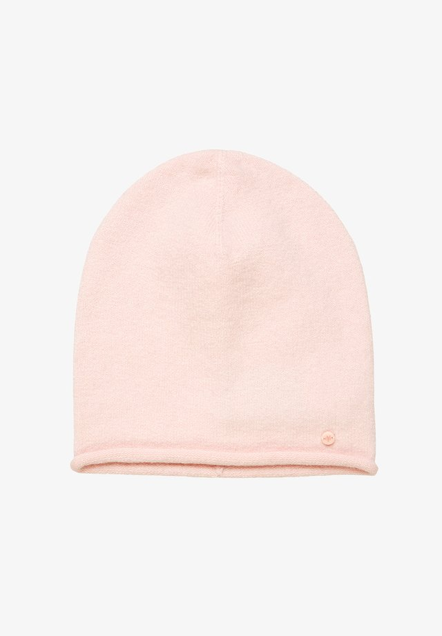 Beanie - rose cream