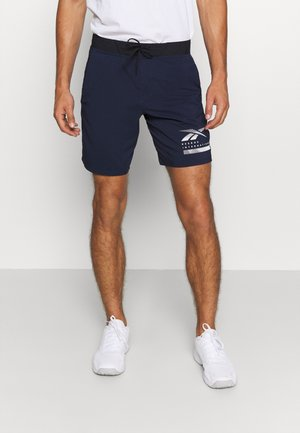 EPIC - Short de sport - dark blue