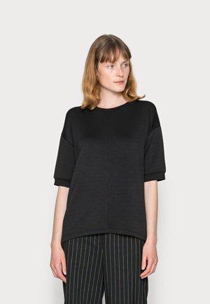 BANU - Basic T-shirt - black