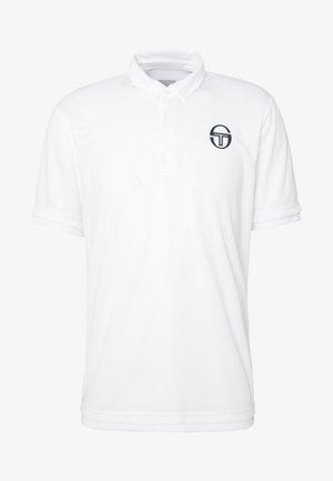 CHEVRON - Sports shirt - white/navy