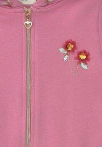 TOM TAILOR - Zip-up hoodie - kids sachet pink - 2