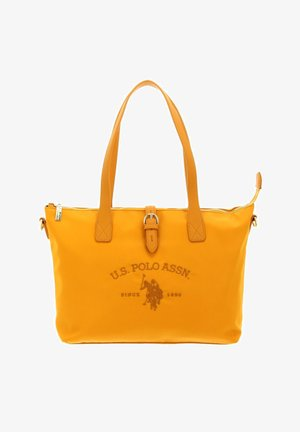 PATTERSON - Tote bag - yellow