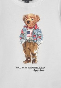 Polo Ralph Lauren - BEAR  - Sweatshirt - white - 2