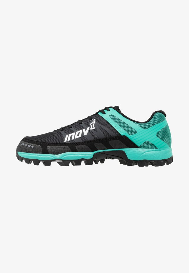 MUDCLAW 300 - Trail hardloopschoenen - black/teal